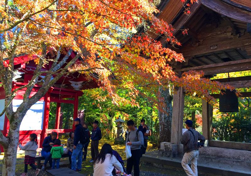 小松寺の鐘楼