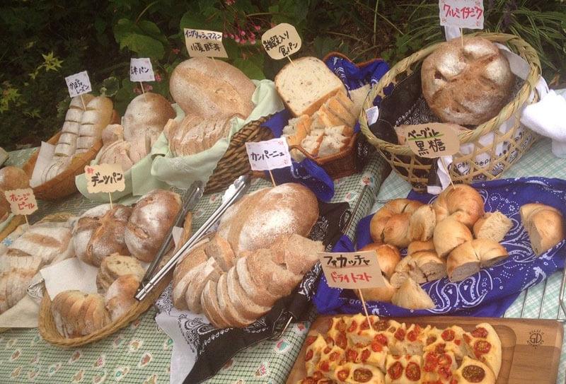 南房総市のハード系パン屋さん「あぱん工房」はこだわり自家製酵母を使用