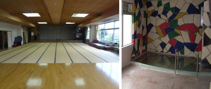 日帰り入浴 館山市湊老人福祉センター