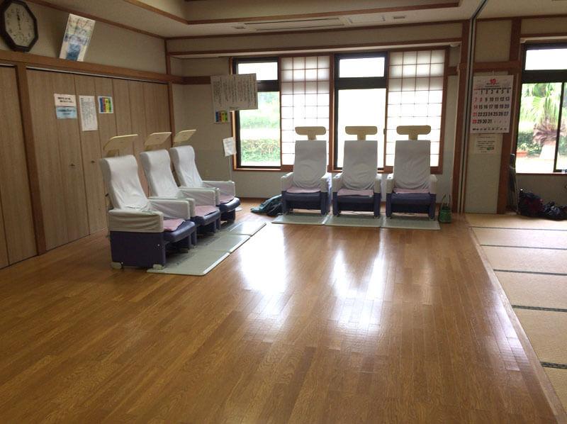 日帰り入浴 和田地域福祉センター やすらぎ